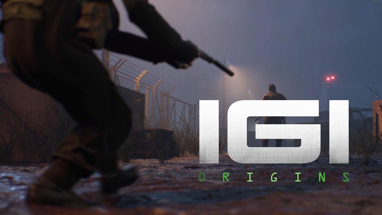 Постер I.G.I. Origins