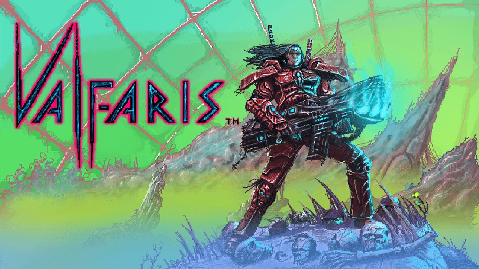 Постер Valfaris