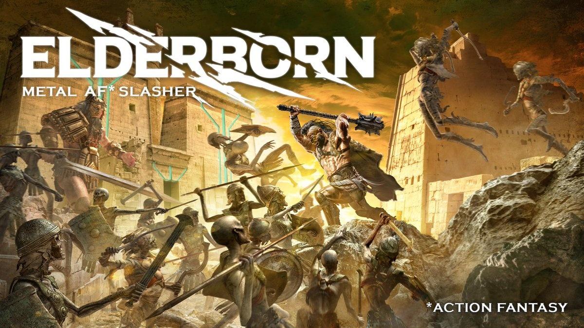 Постер Elderborn