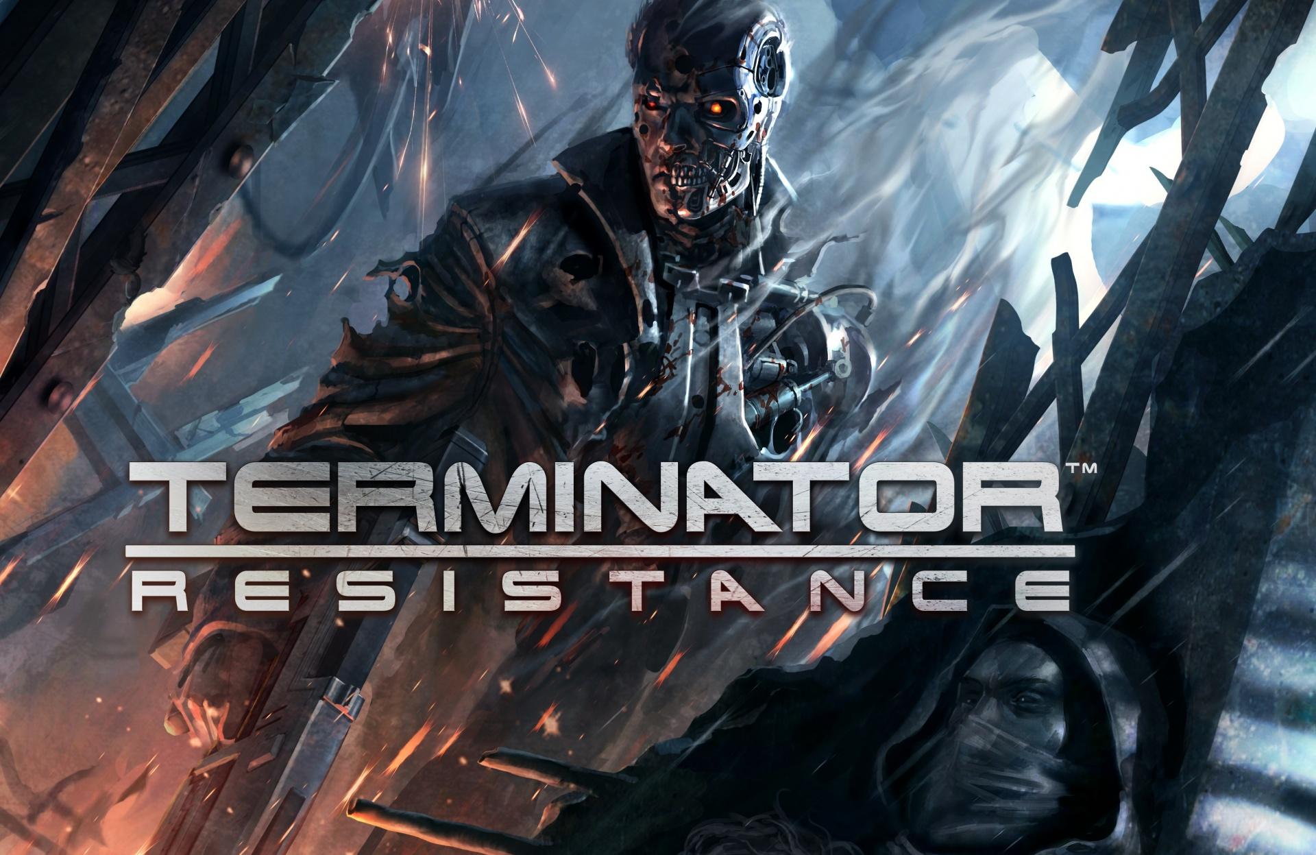 Постер Terminator Resistance