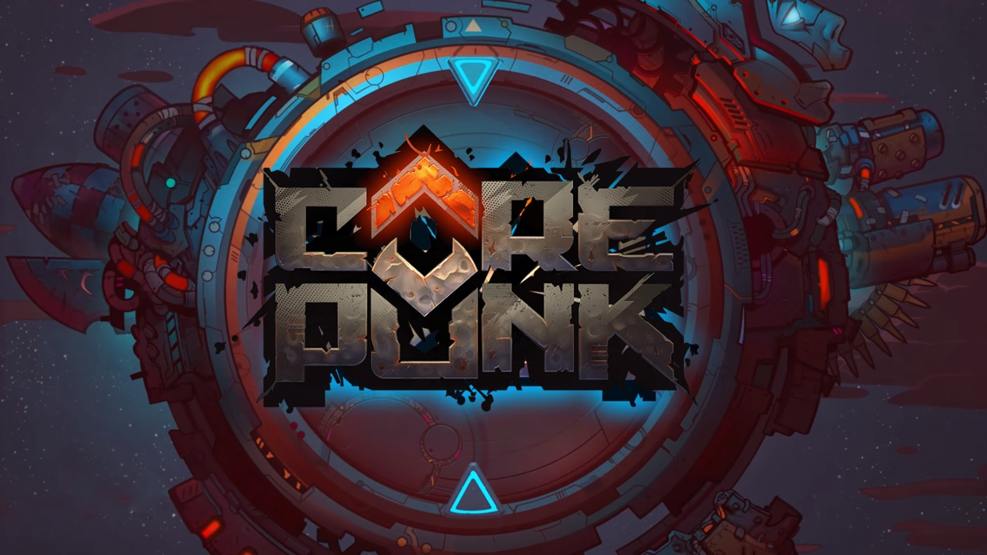 Постер Corepunk
