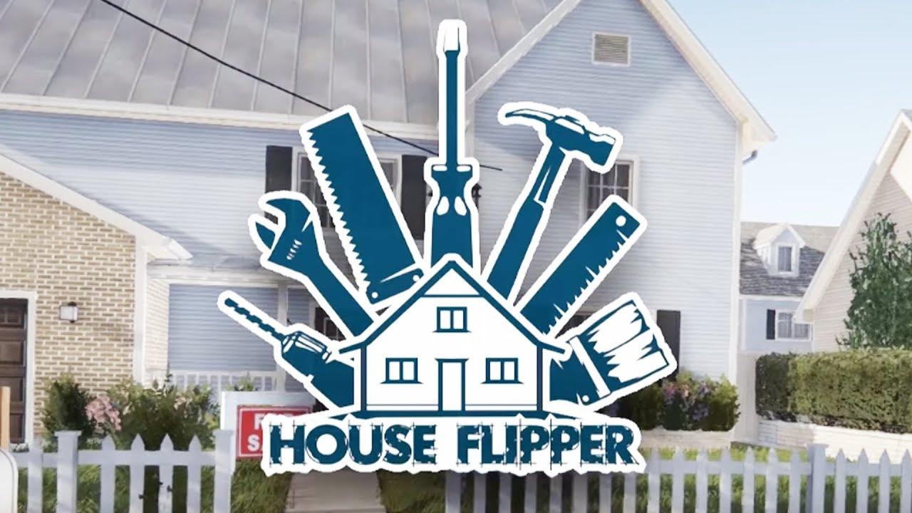 Постер House Flipper
