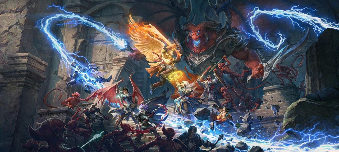 Постер Pathfinder: Wrath of the Righteous