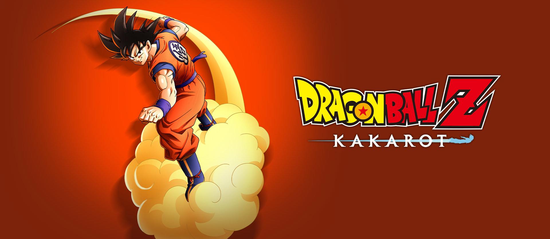 Постер Dragon Ball Z: Kakarot