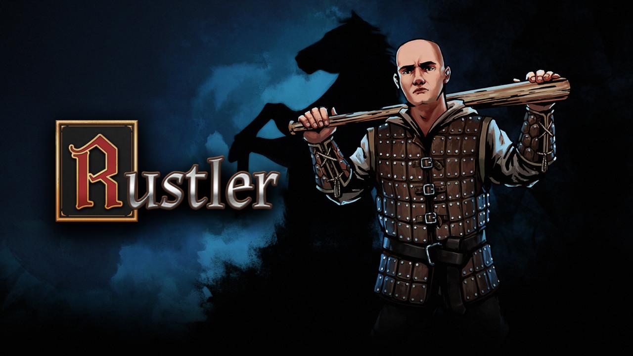 Постер Rustler (Grand Theft Horse)