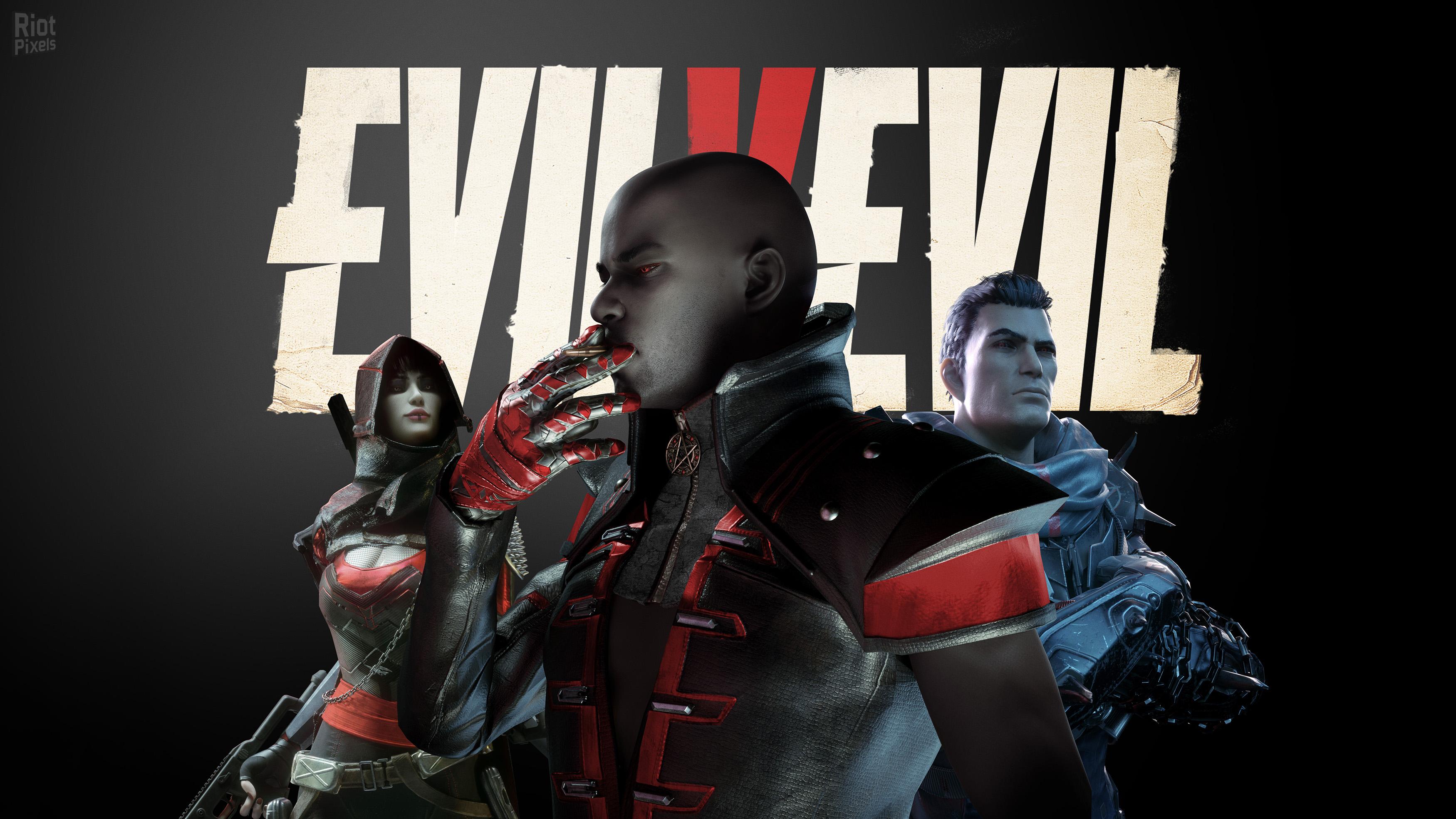 Постер EvilVEvil