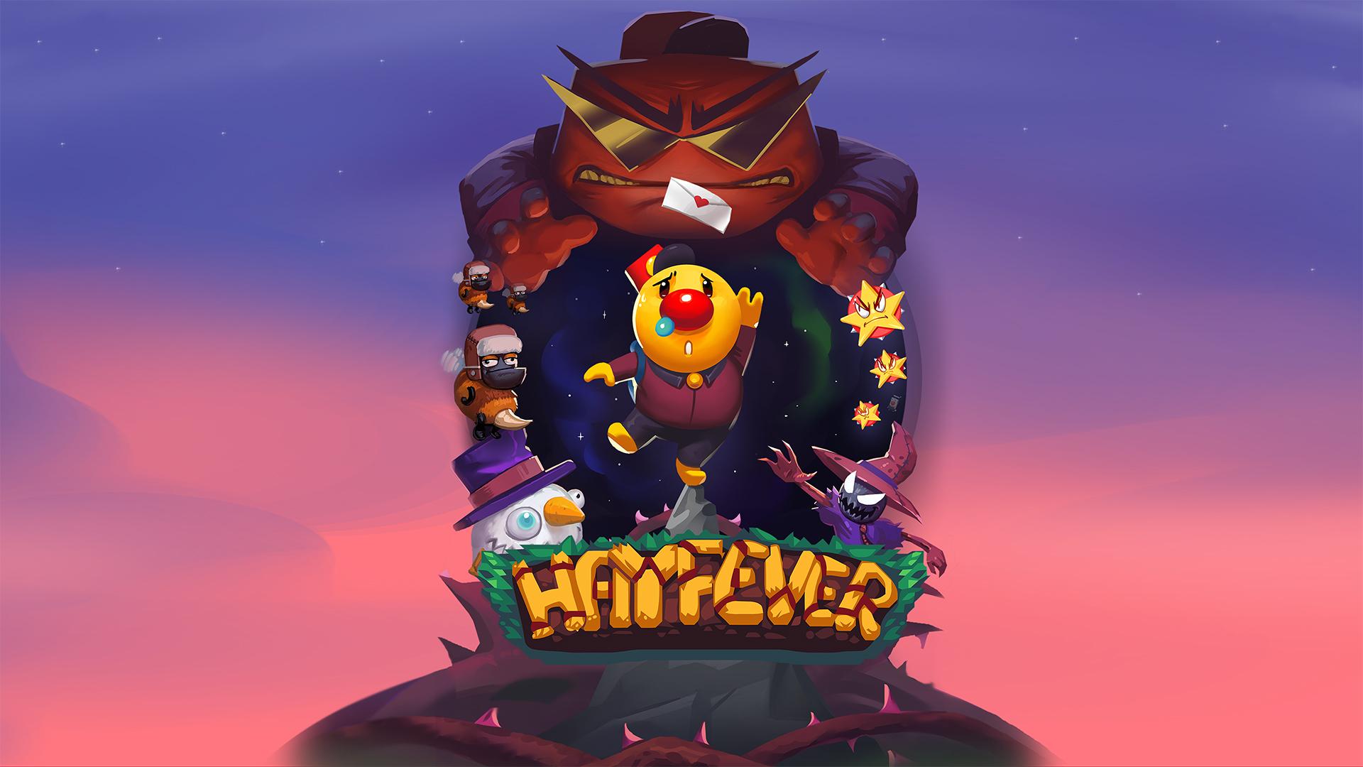 Постер Hayfever