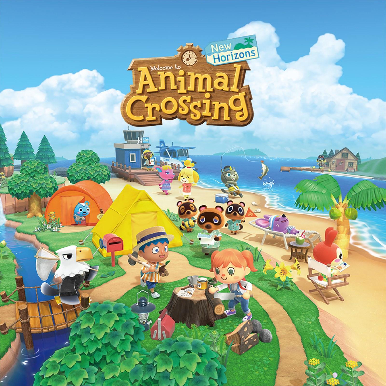 Постер Animal Crossing: New Horizons