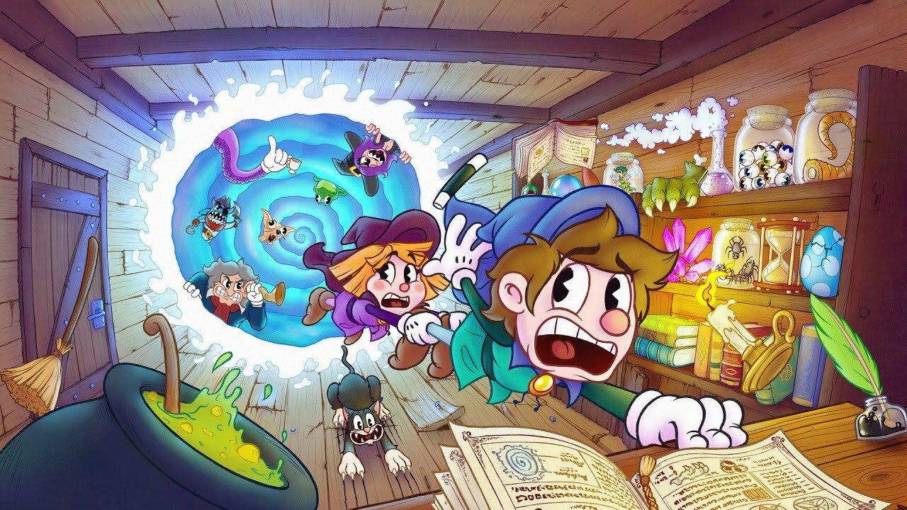 Постер Enchanted Portals