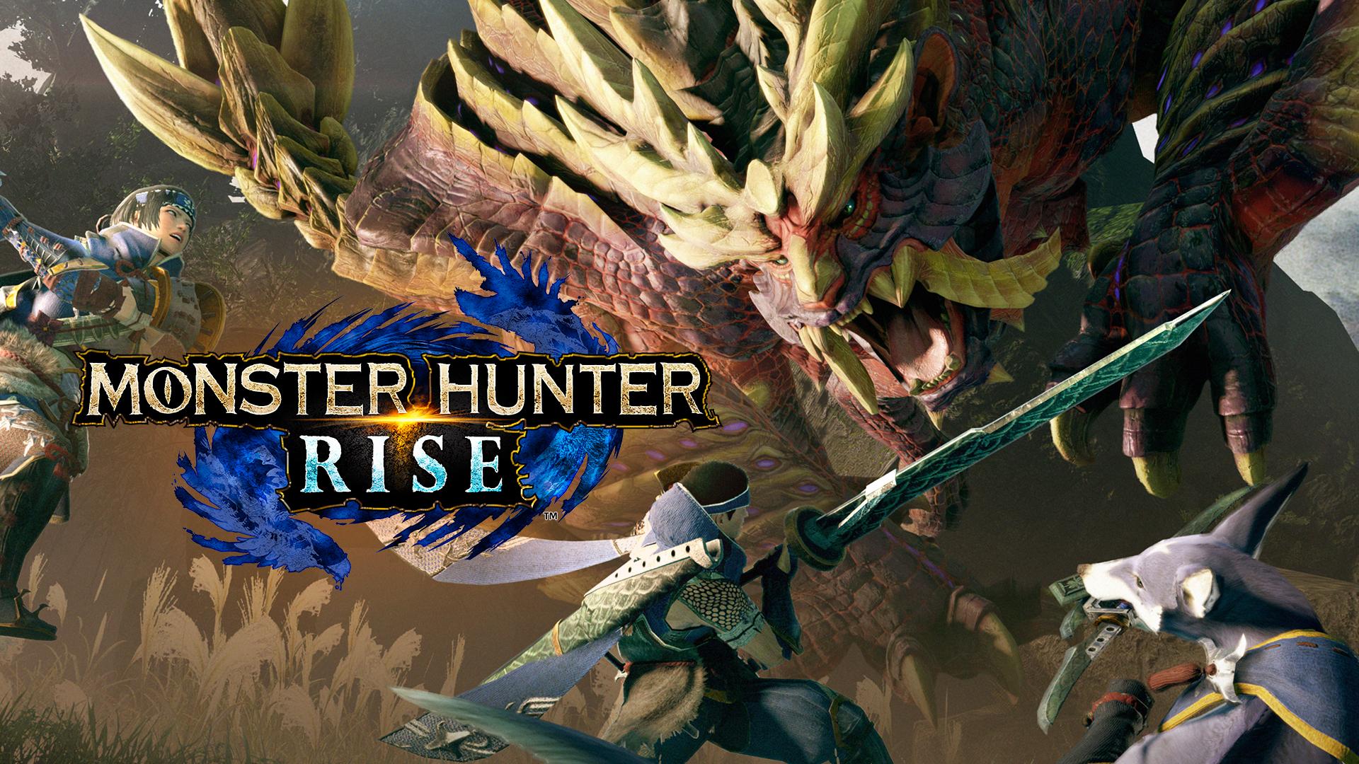 Постер Monster Hunter Rise