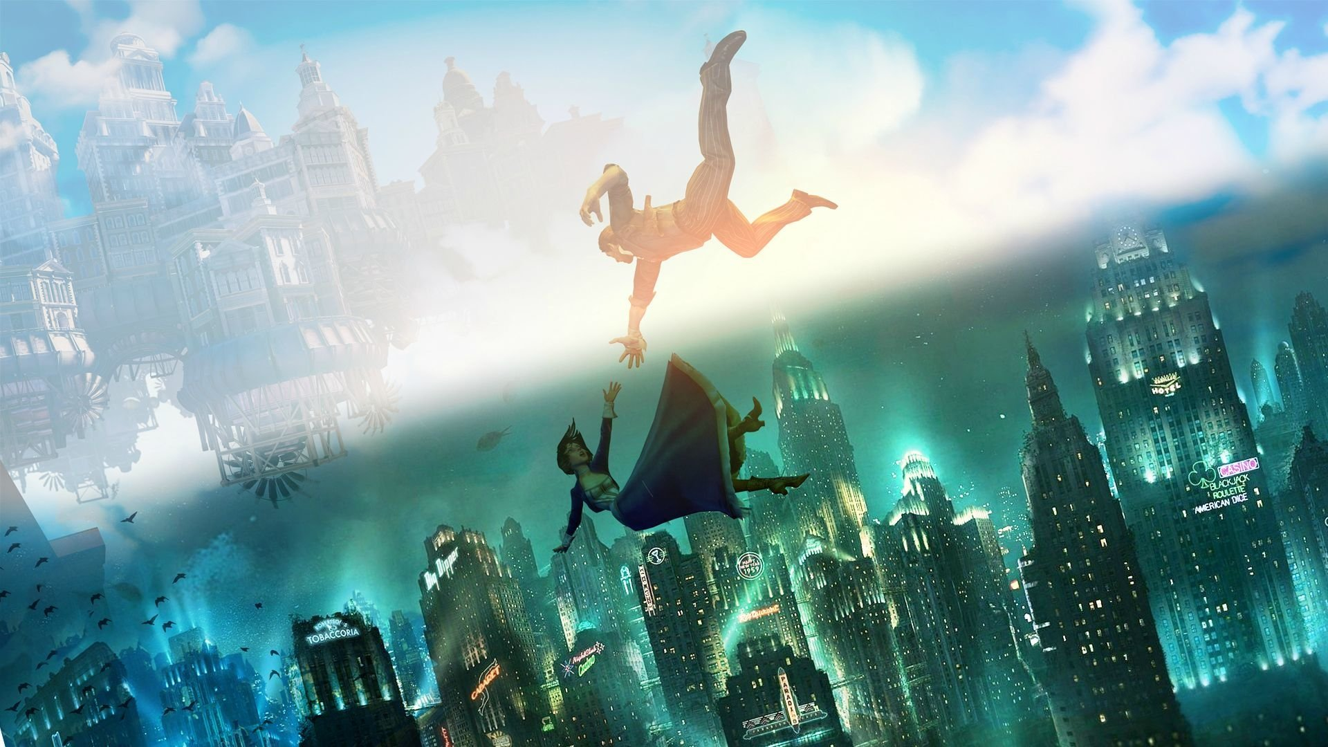 Постер BioShock: Infinite