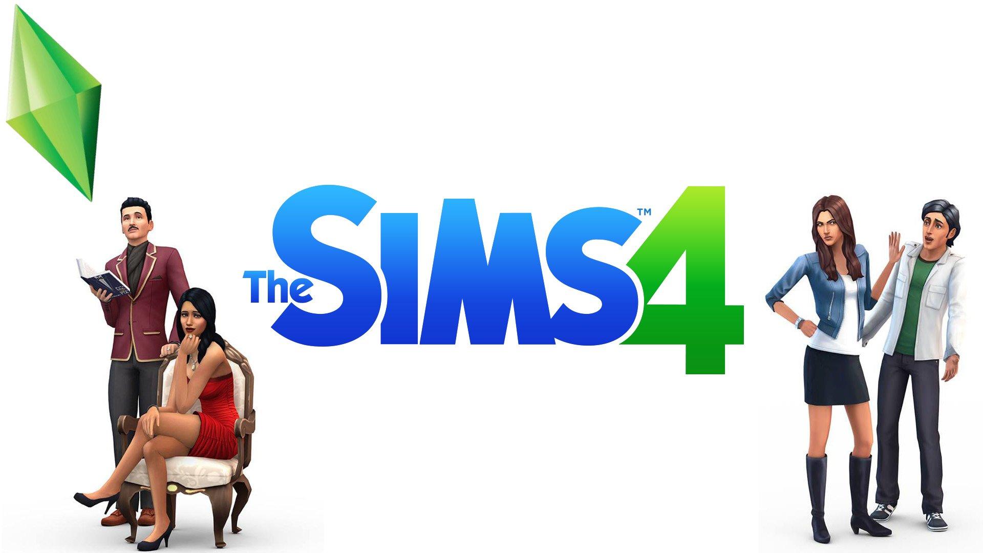 Постер The Sims 4