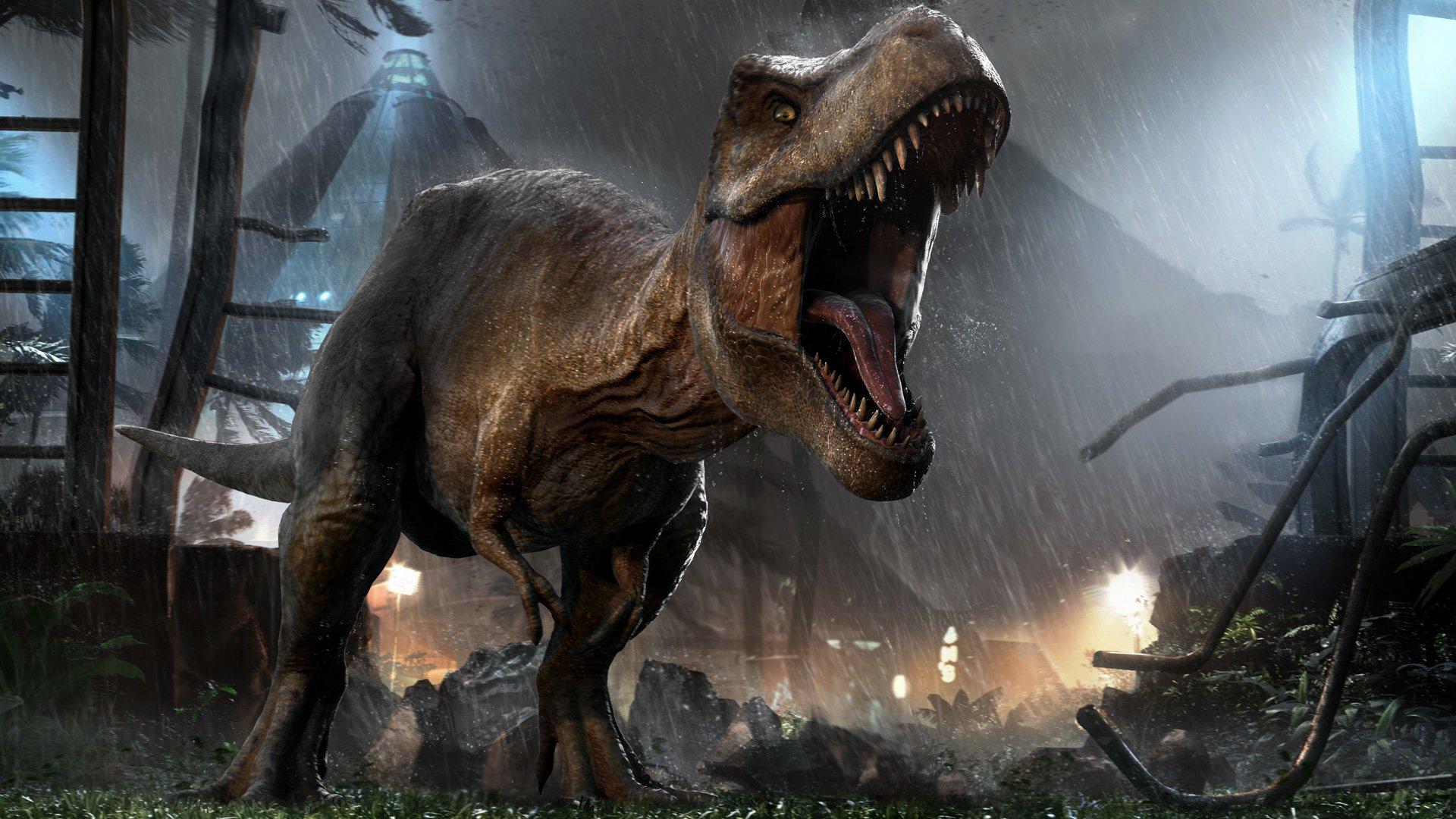 Постер Jurassic World Evolution