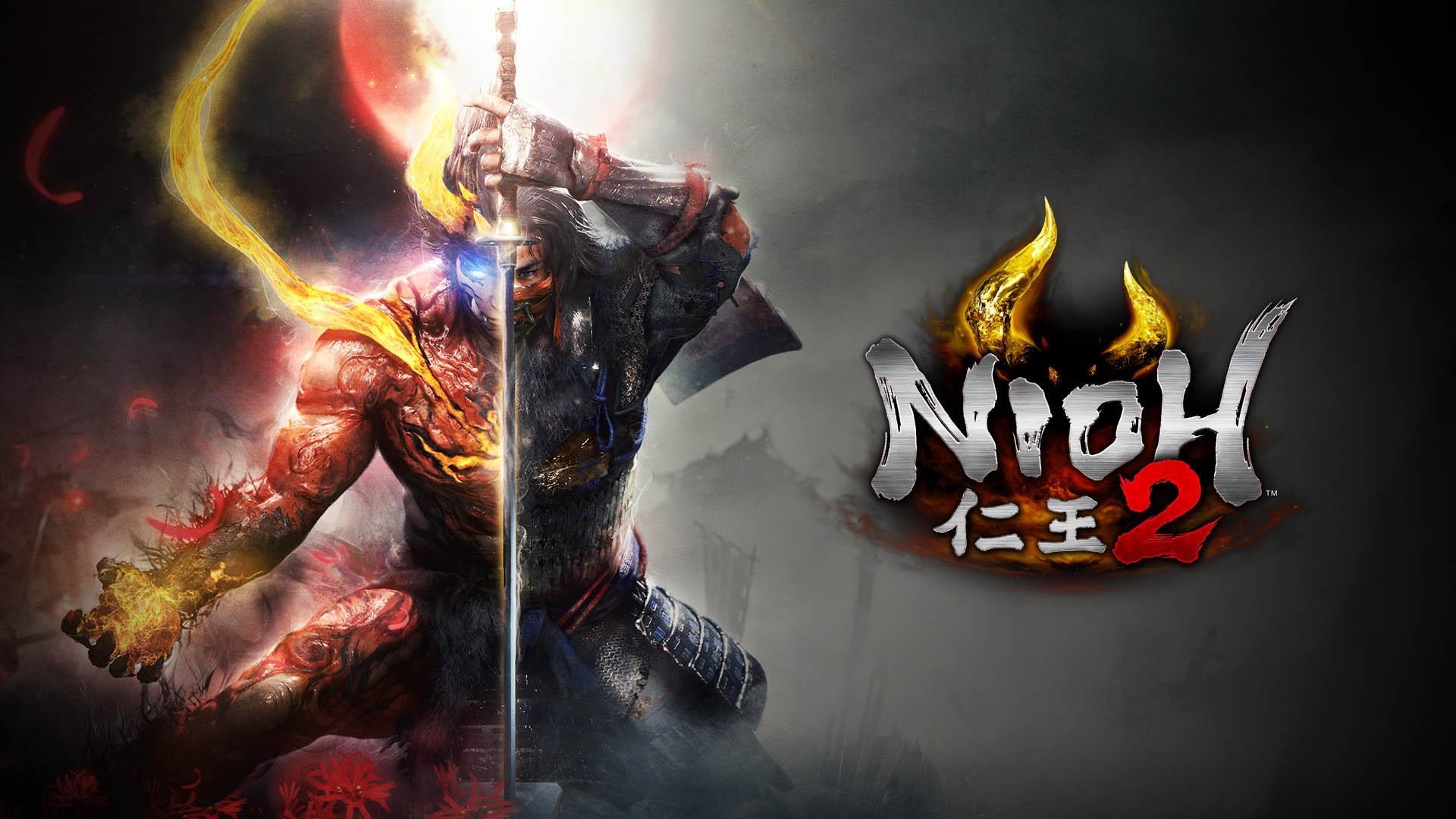 Постер Nioh 2