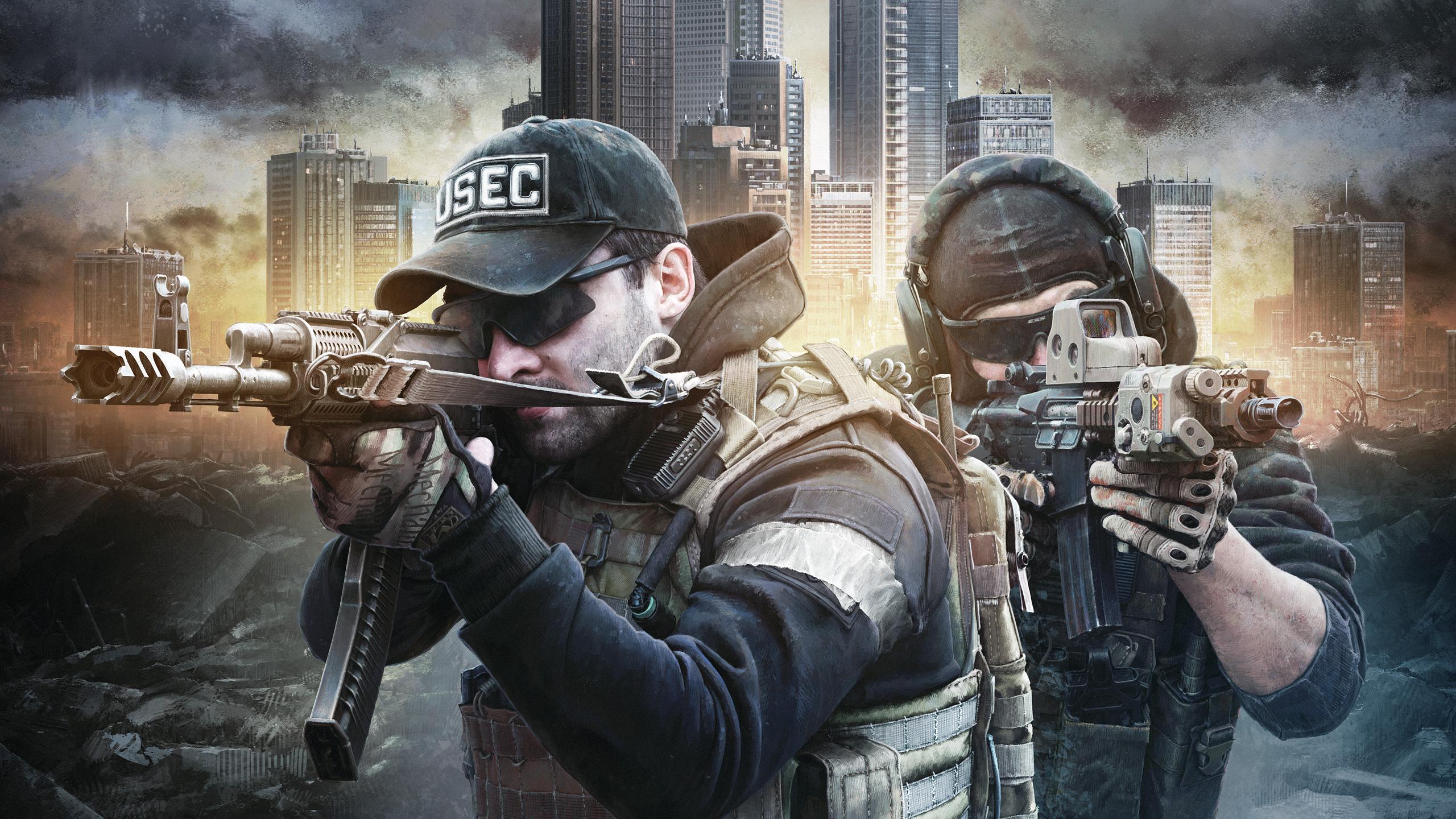 Постер Escape from Tarkov