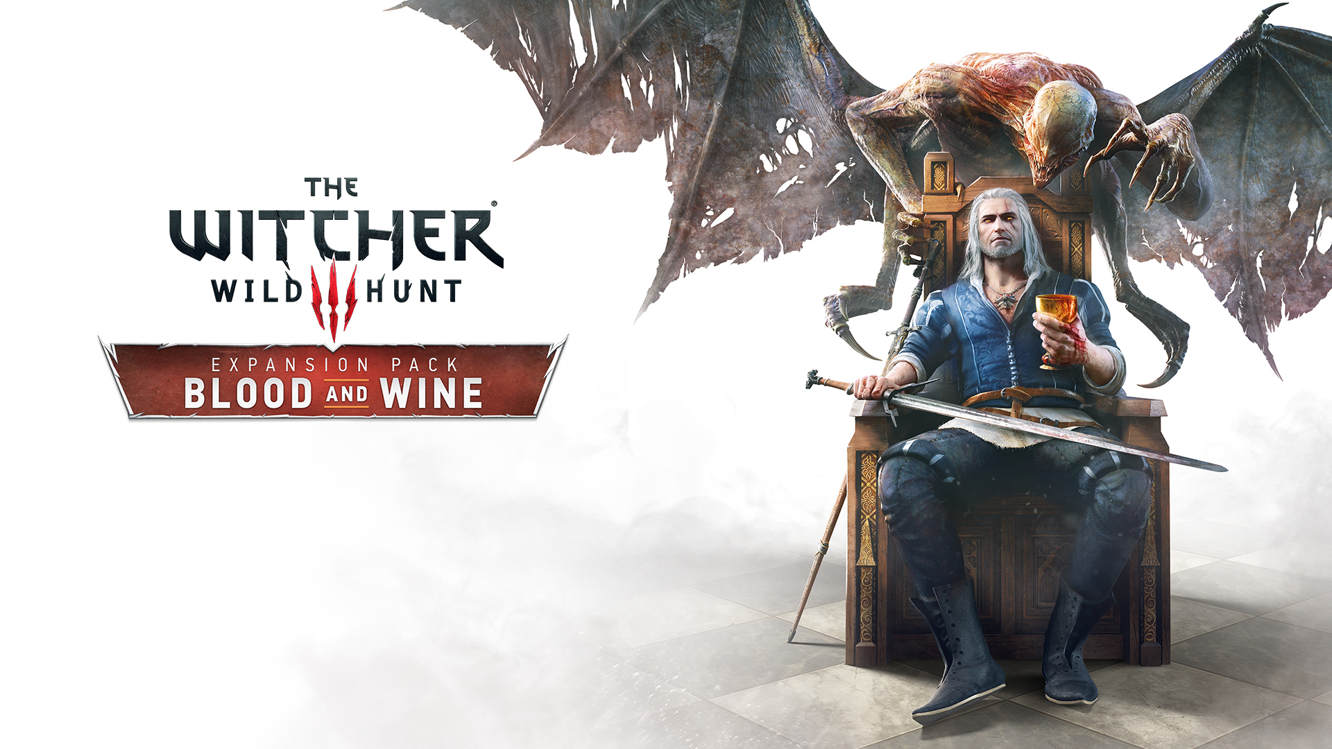 Постер The Witcher 3: Wild Hunt - Blood and Wine