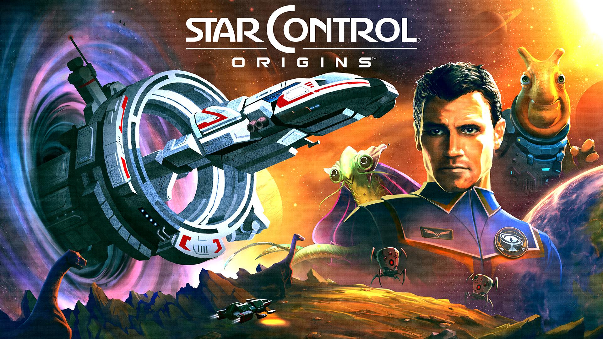 Постер Star Control: Origins
