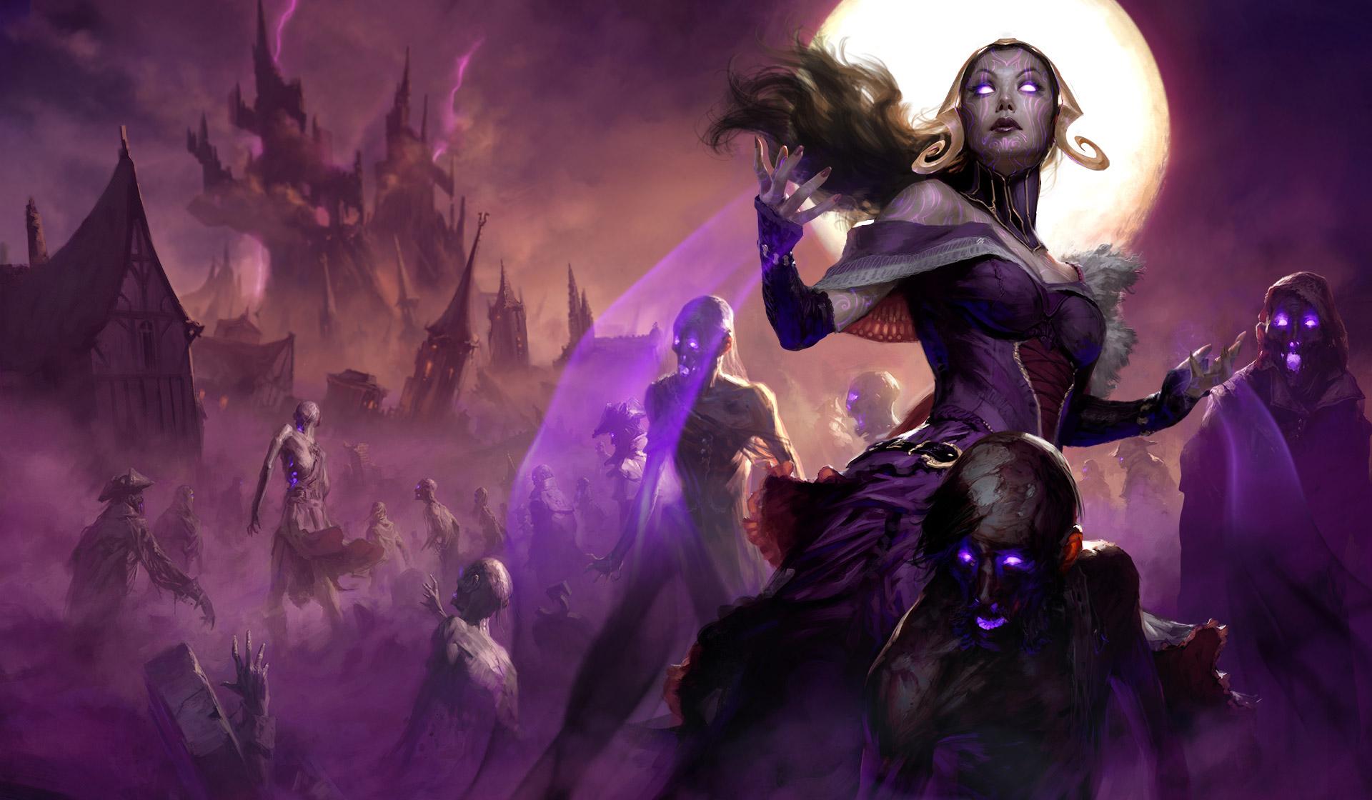 Постер Magic: The Gathering Arena