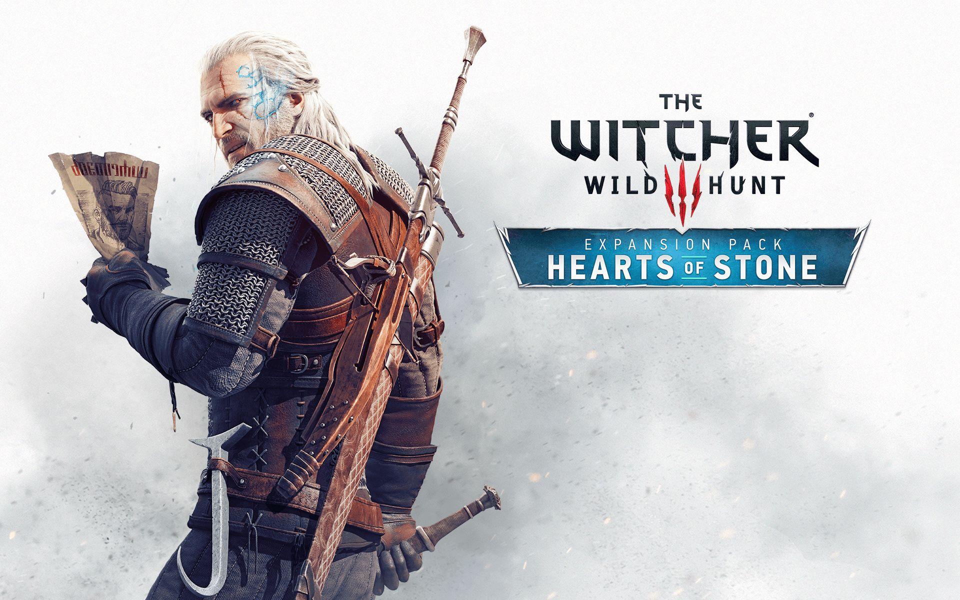 Постер The Witcher 3: Wild Hunt - Hearts of Stone