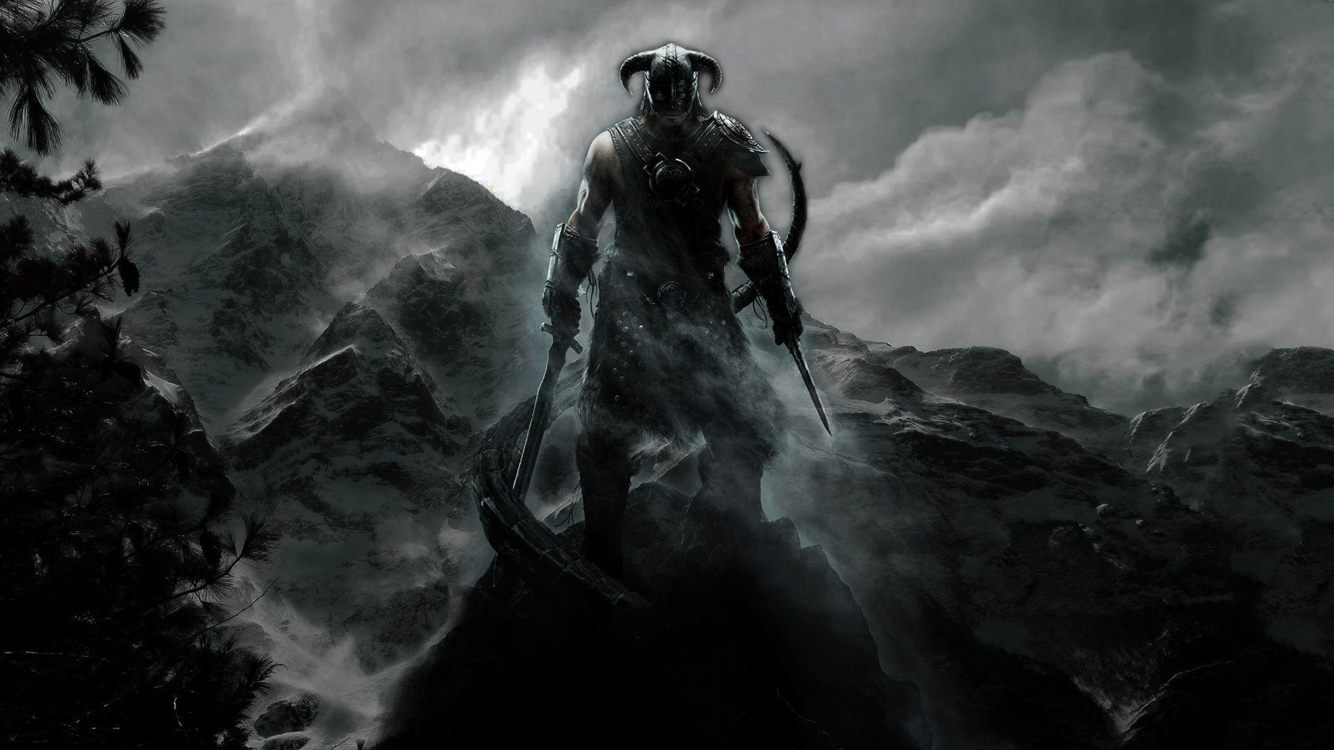 Постер The Elder Scrolls V: Skyrim Special Edition