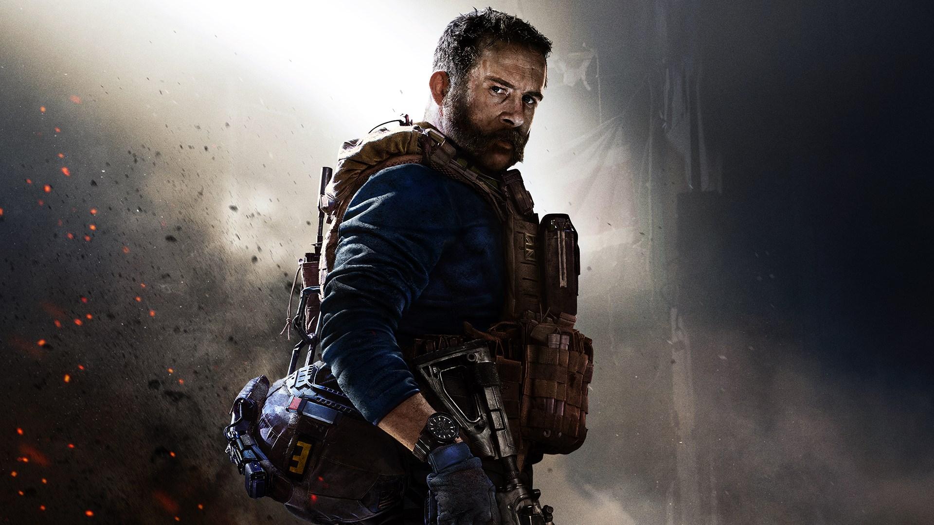 Постер Call of Duty: Modern Warfare