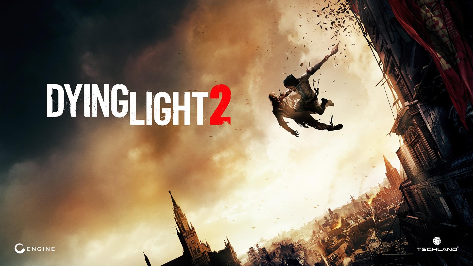 Постер Dying Light 2