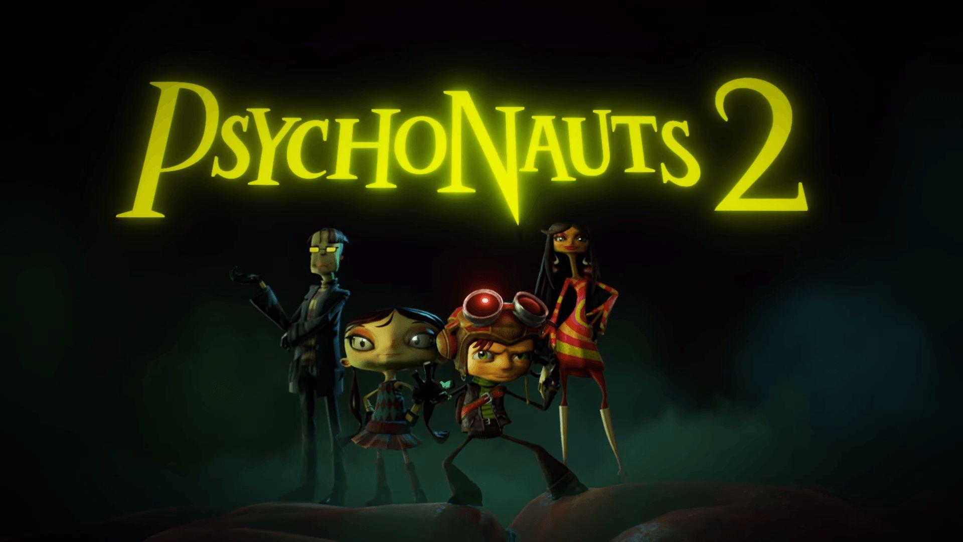 Постер Psychonauts 2