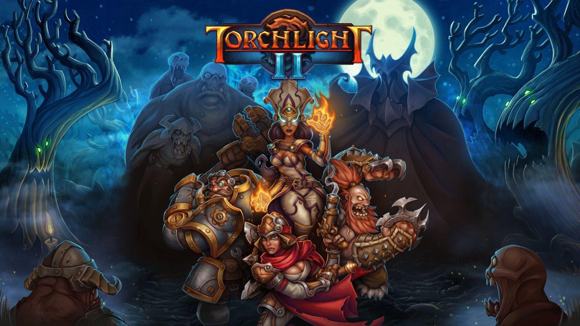 Постер Torchlight 2