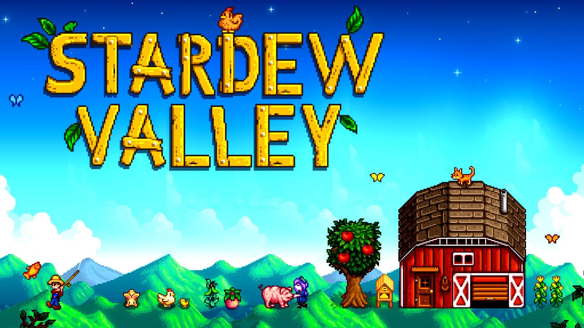 Постер Stardew Valley