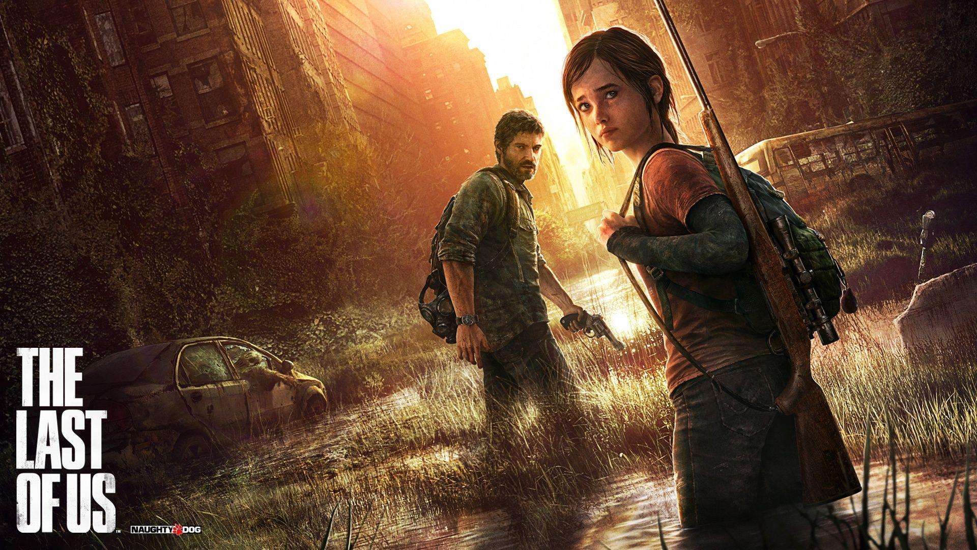 Постер The Last of Us
