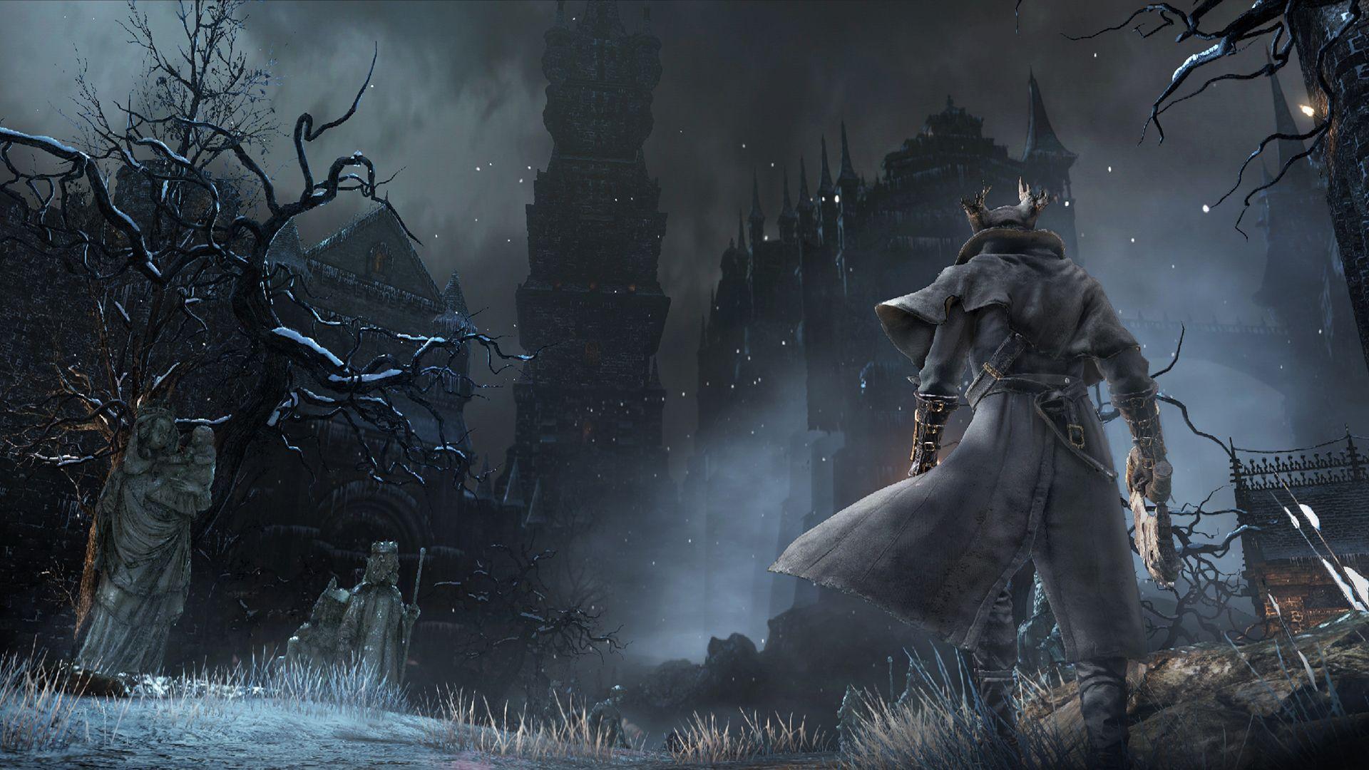Постер Bloodborne: The Old Hunters