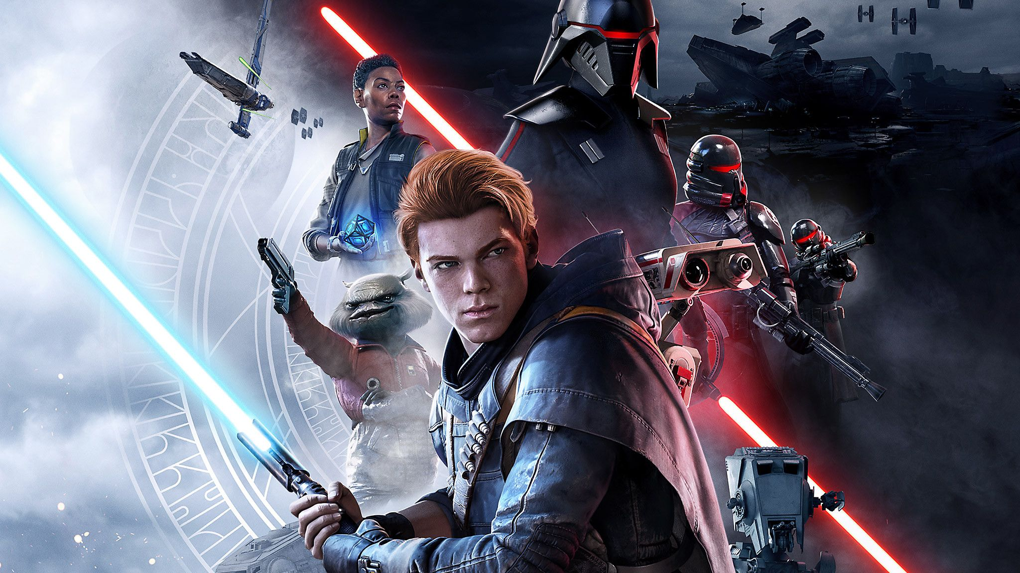 Постер Star Wars Jedi: Fallen Order