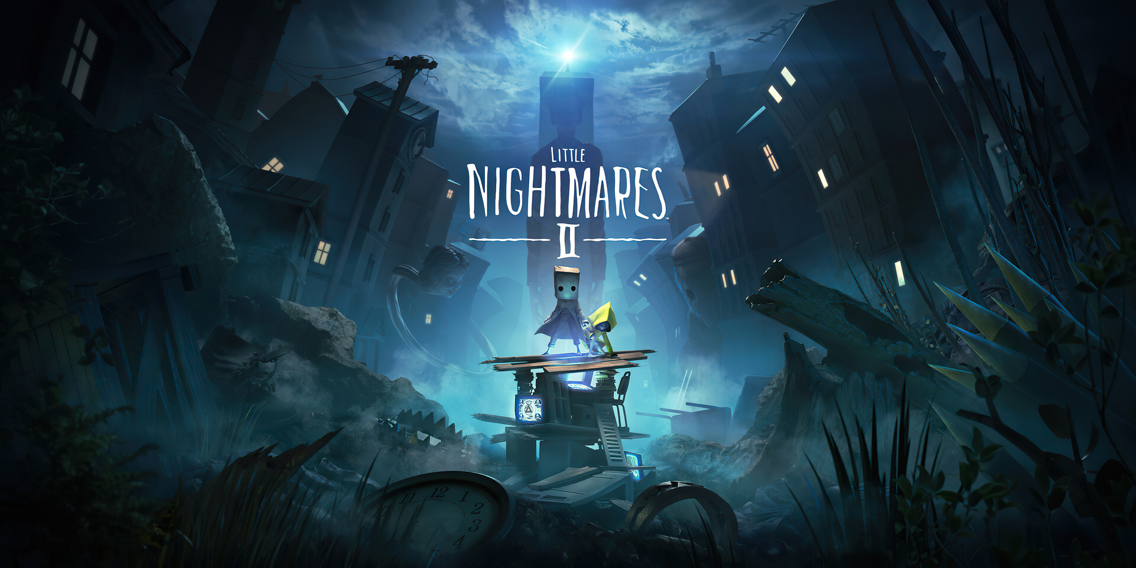 Постер Little Nightmares 2