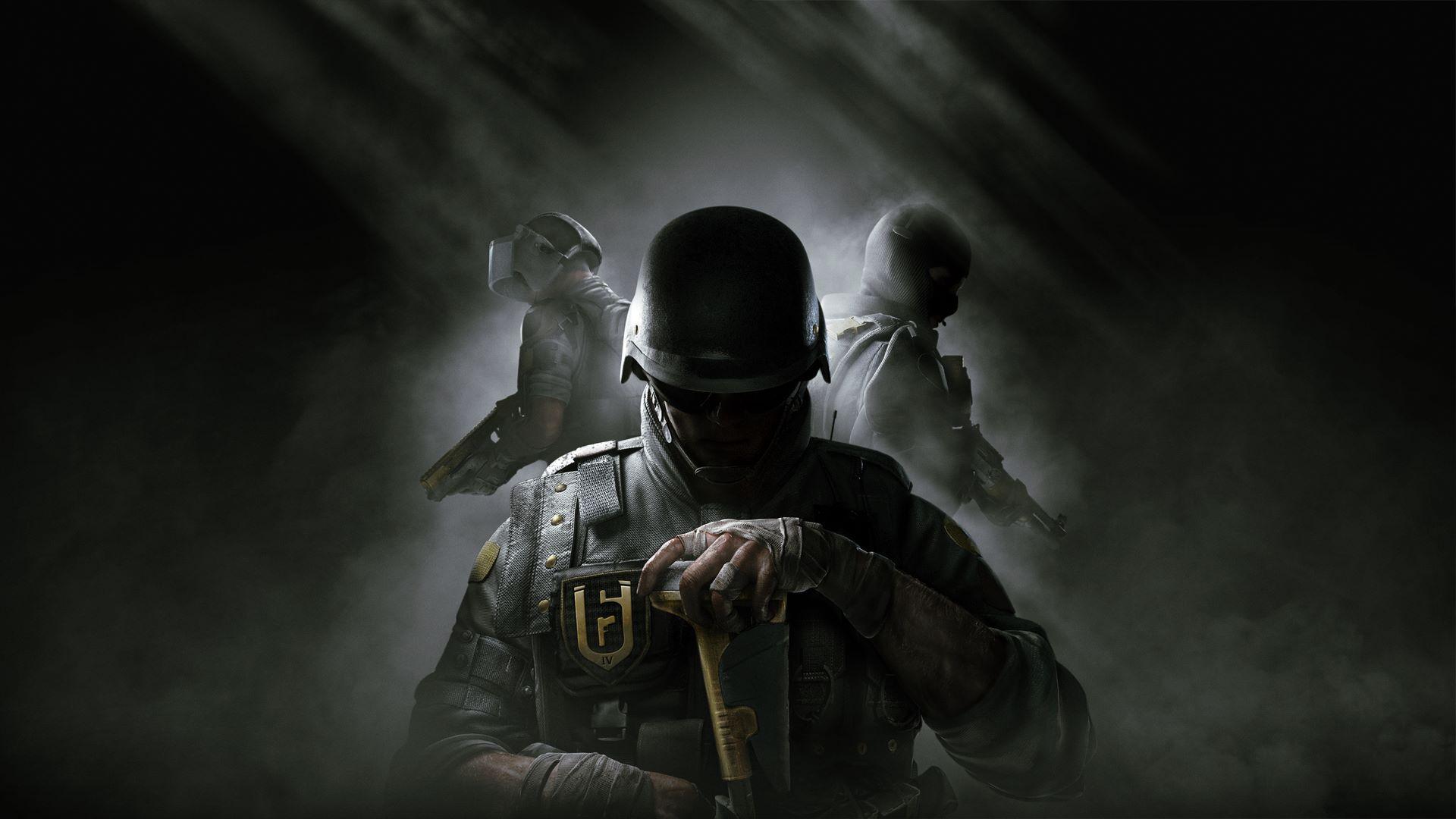 Постер Rainbow Six Quarantine