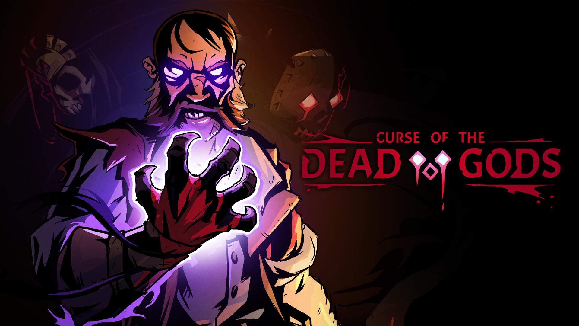 Постер Curse of the Dead Gods