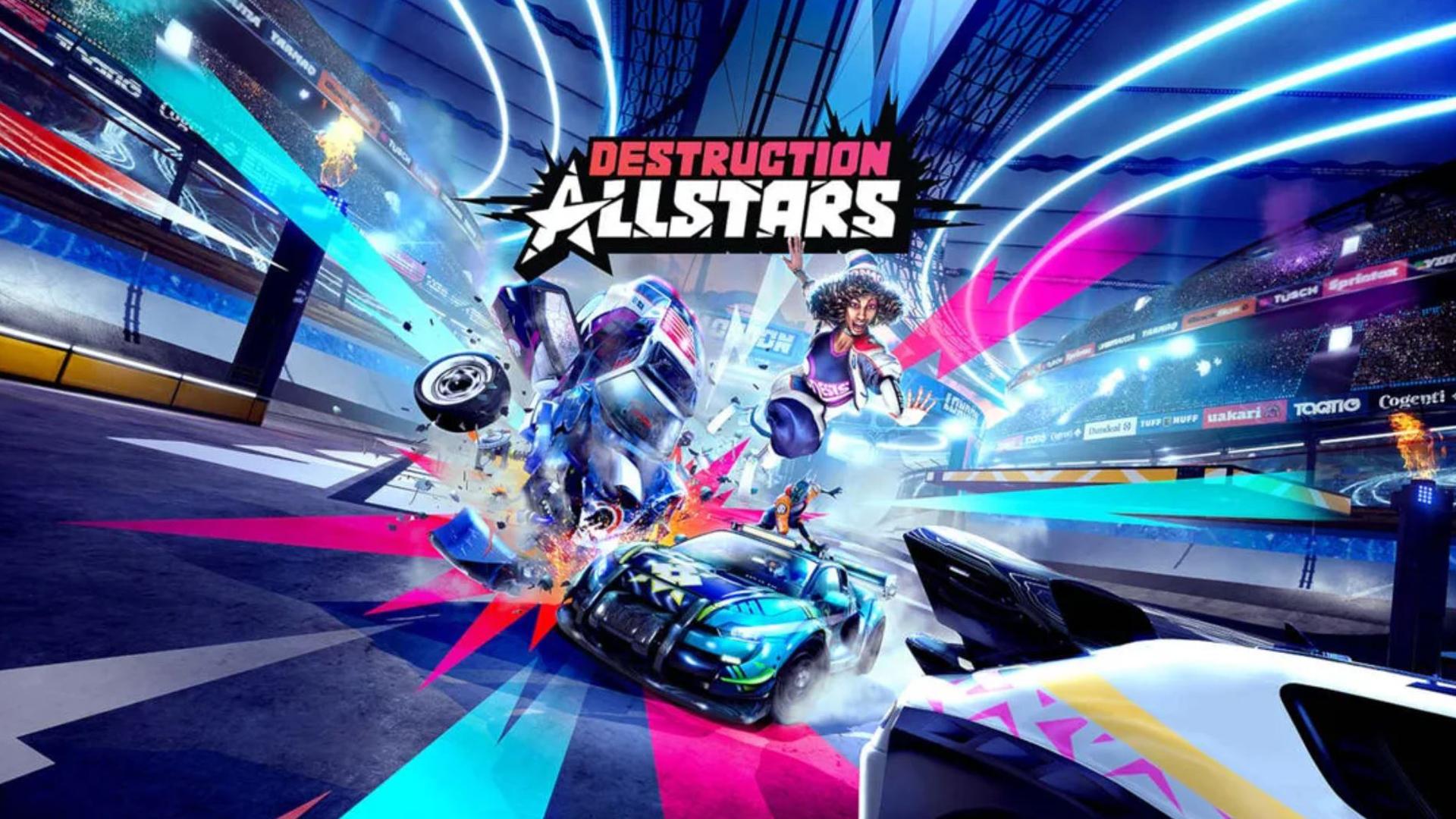 Постер Destruction AllStars