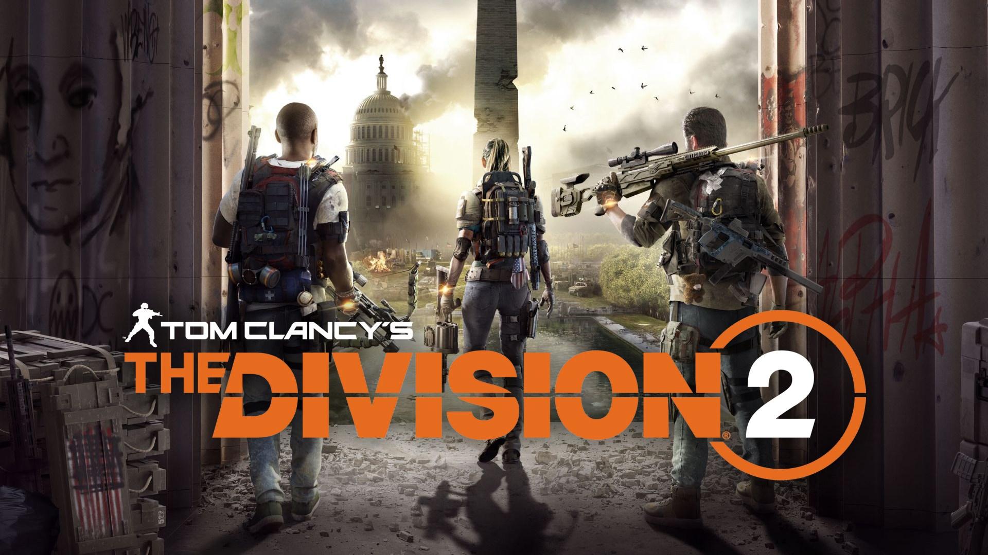 Постер Tom Clancy's The Division 2