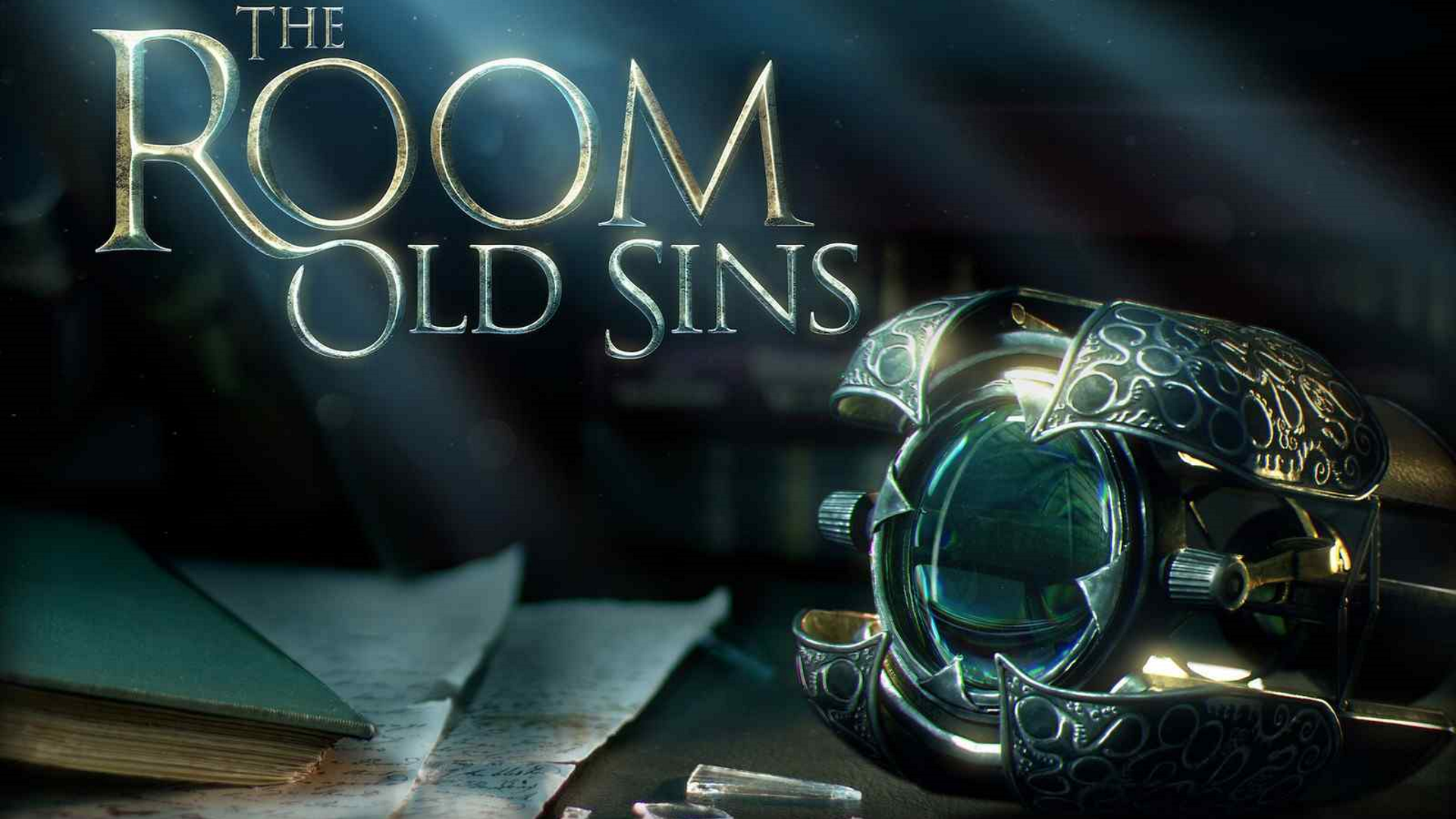 Постер The Room: Old Sins