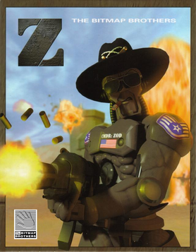 Постер Z: The Game