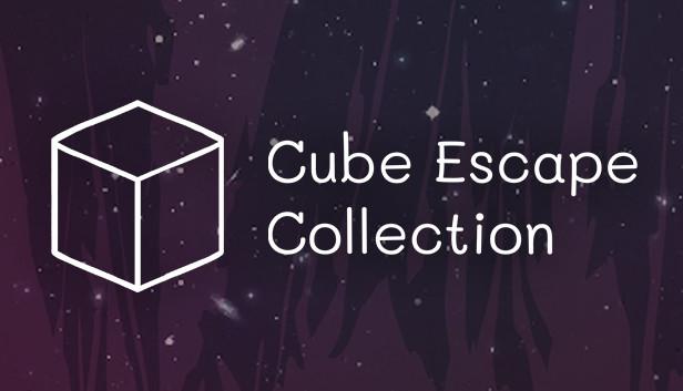 Постер Cube Escape Collection