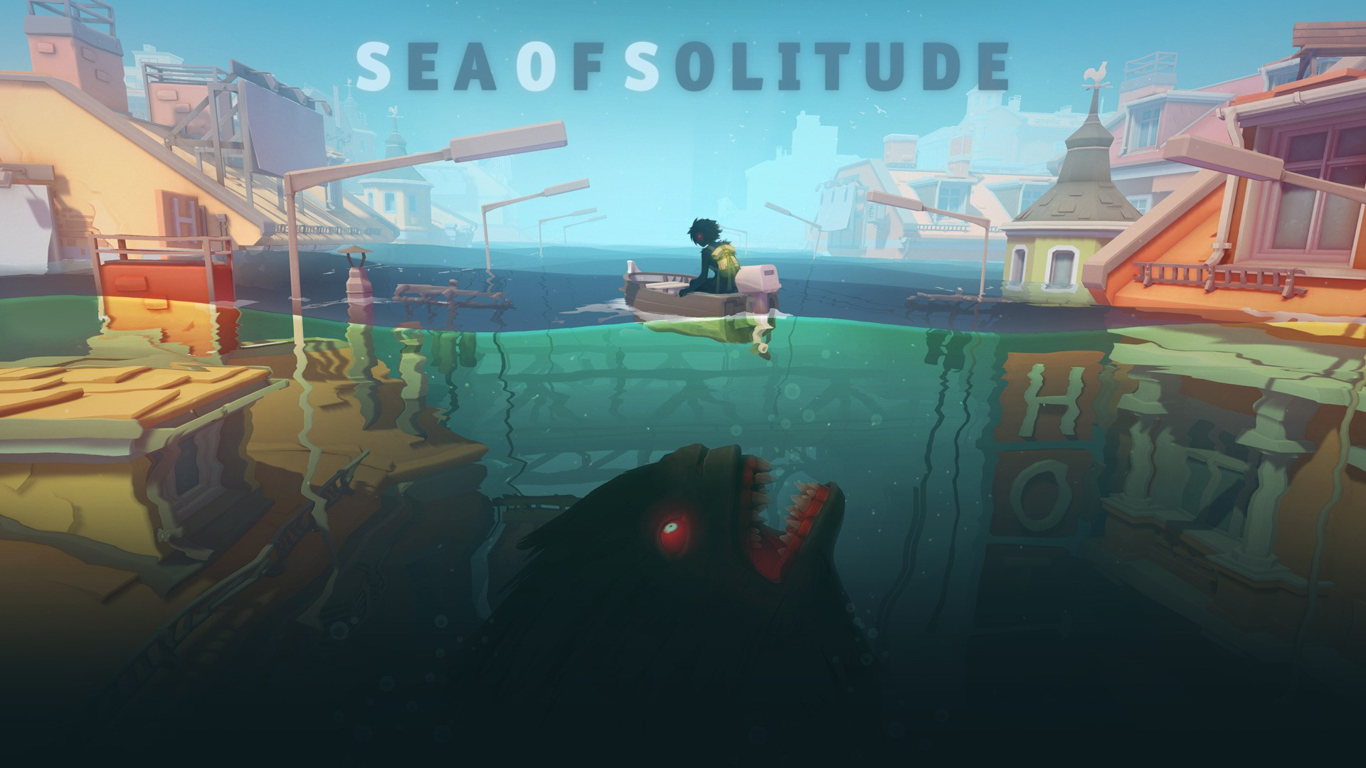 Постер Sea of Solitude