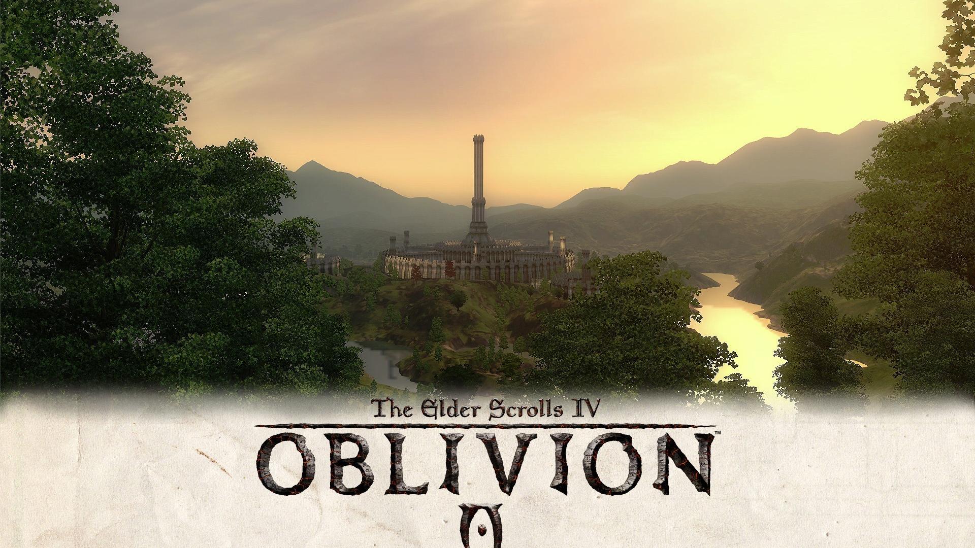 Постер The Elder Scrolls IV: Oblivion