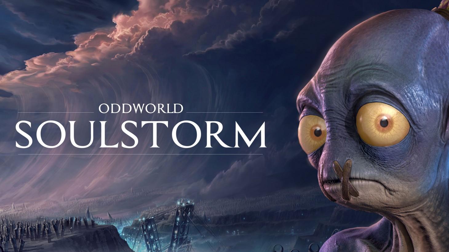 Постер Oddworld: Soulstorm