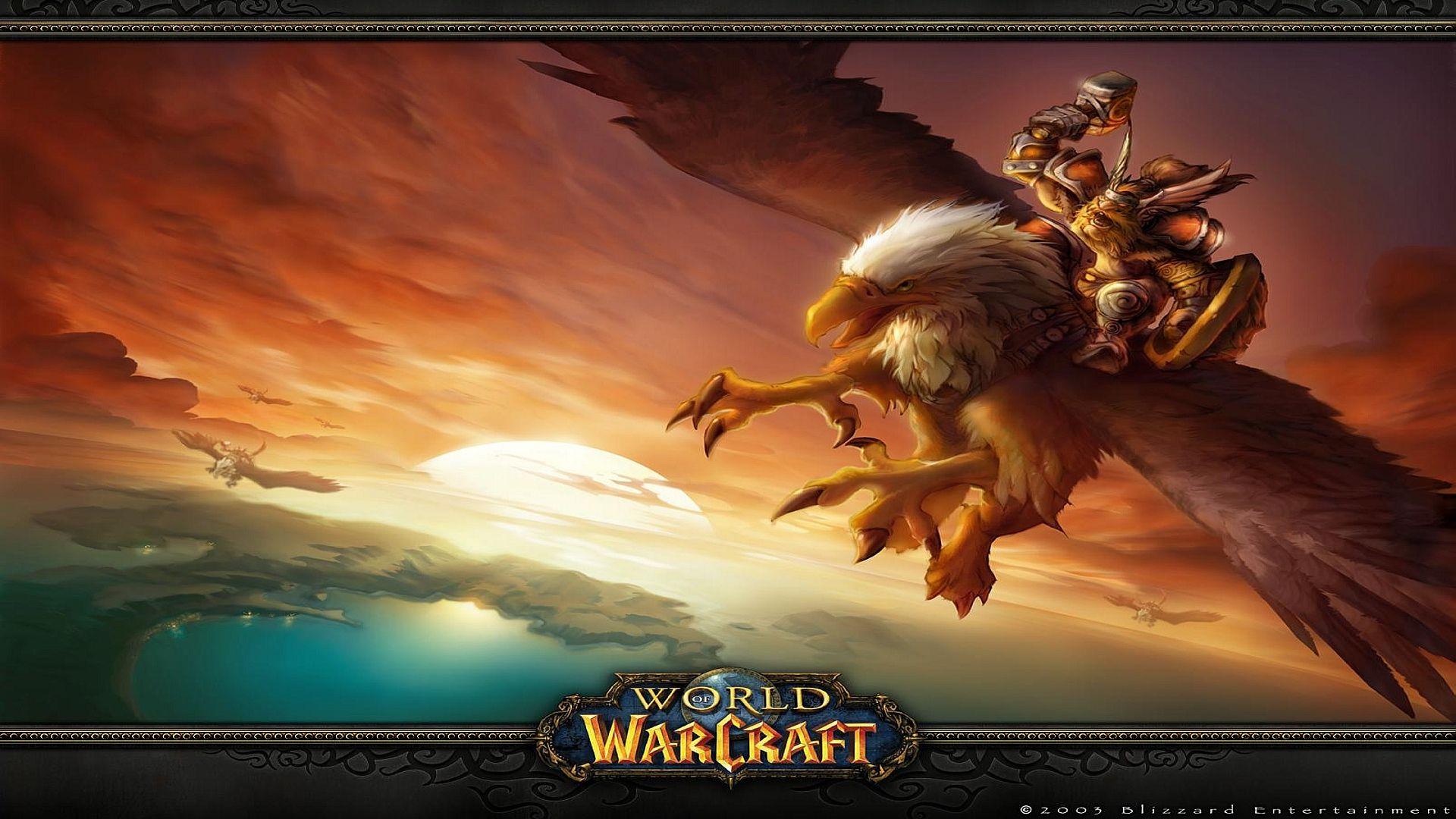 Постер World of Warcraft