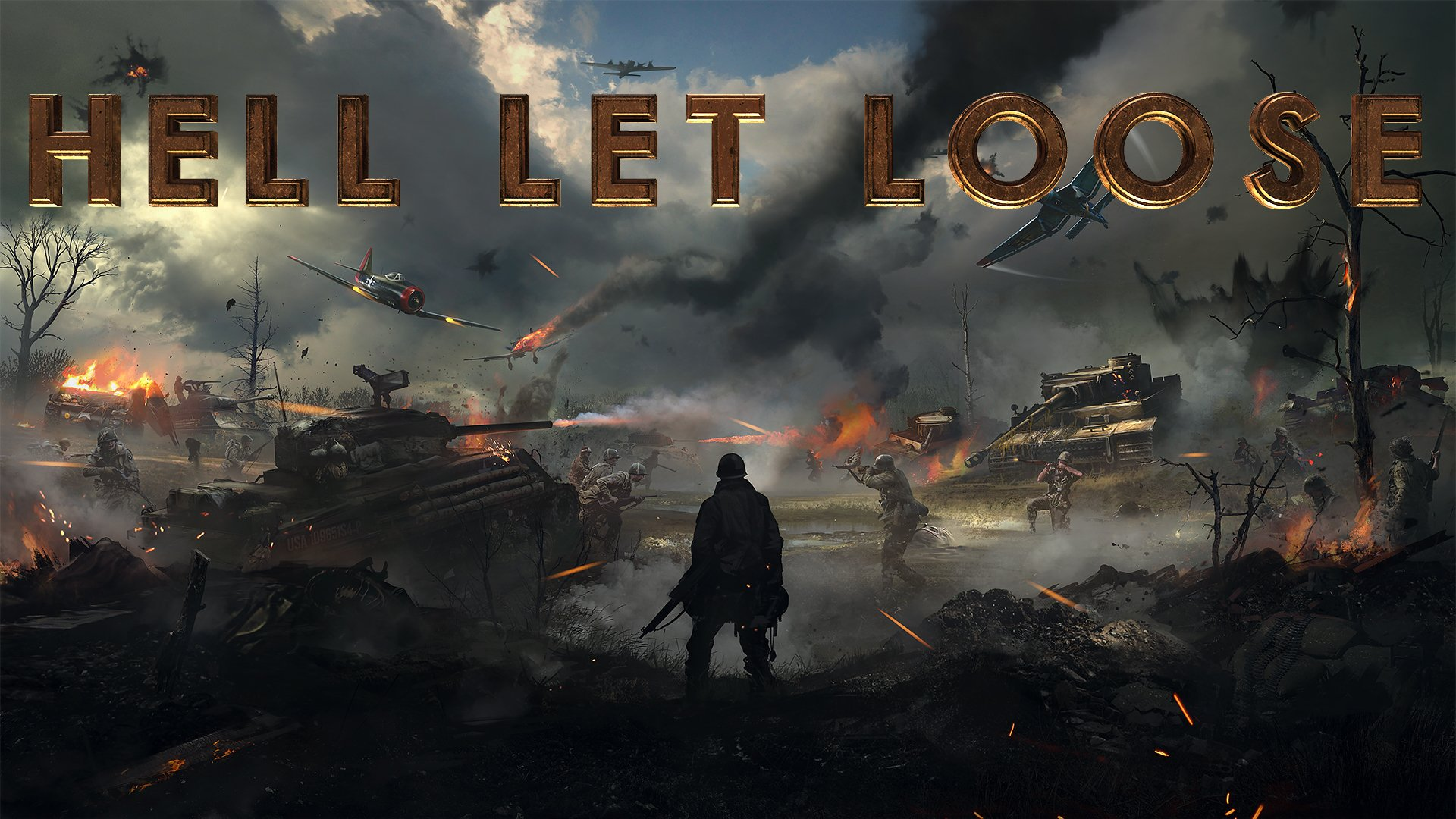 Постер Hell Let Loose