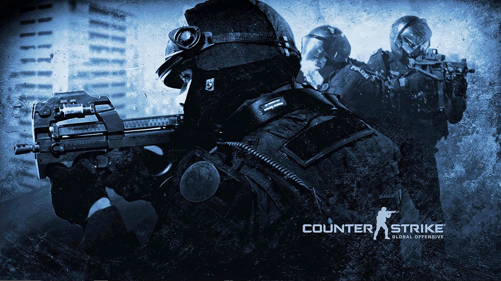 Постер Counter-Strike: Global Offensive