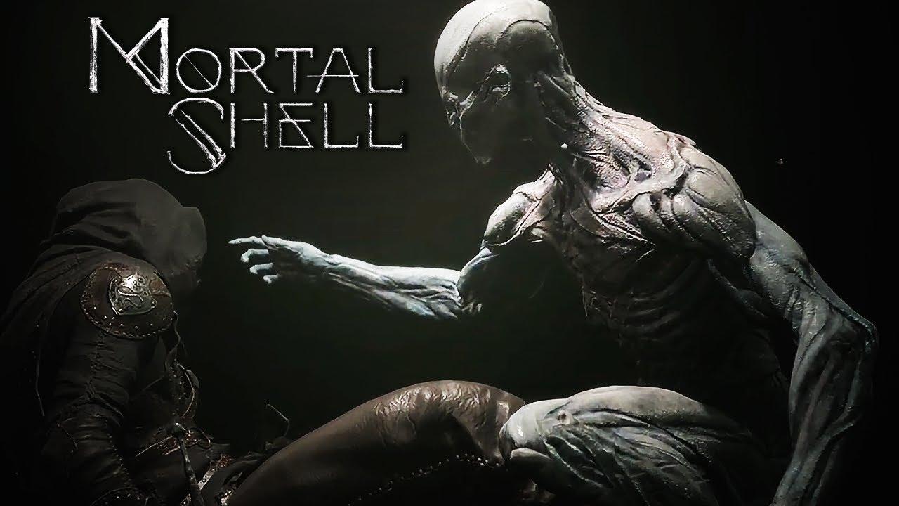 Постер Mortal Shell