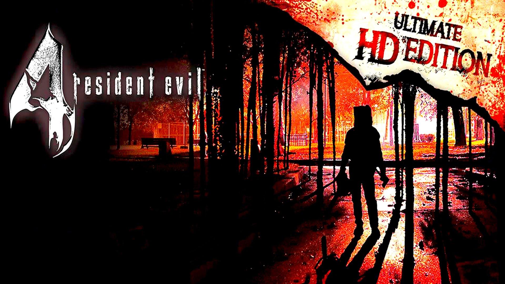 Постер Resident Evil 4 Ultimate HD Edition