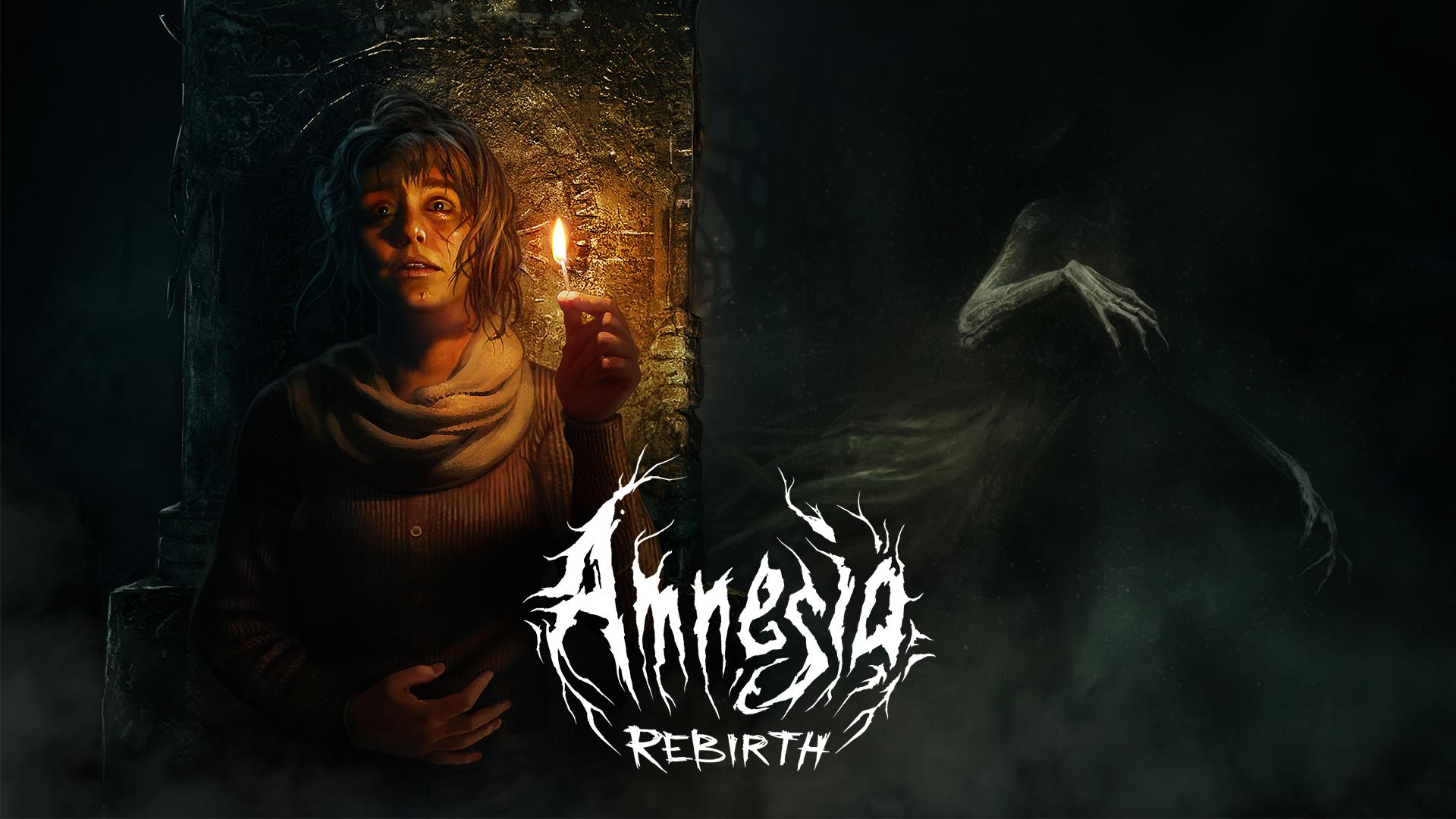 Постер Amnesia: Rebirth