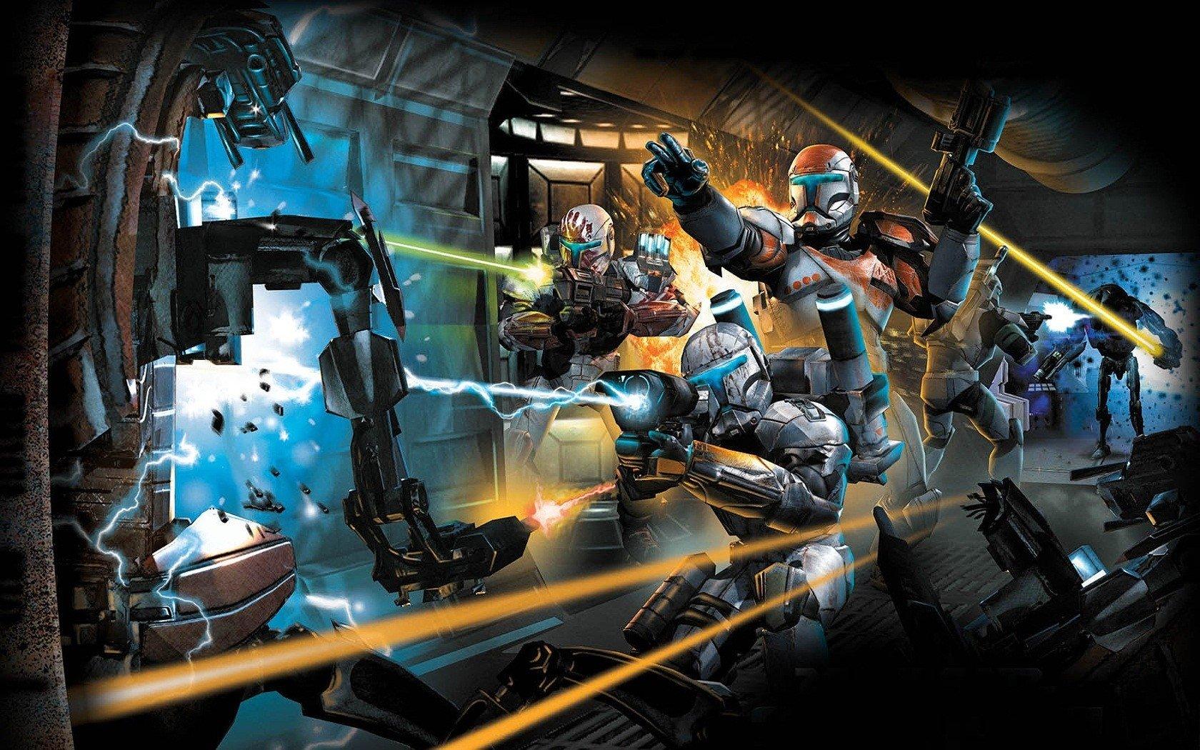 Постер Star Wars: Republic Commando